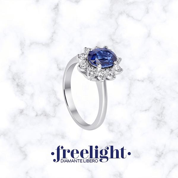 Freelight: il diamante coltivato