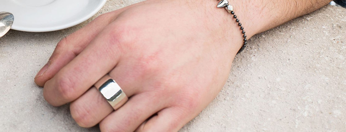 Consider Italian Silver Rings For That Special Someone